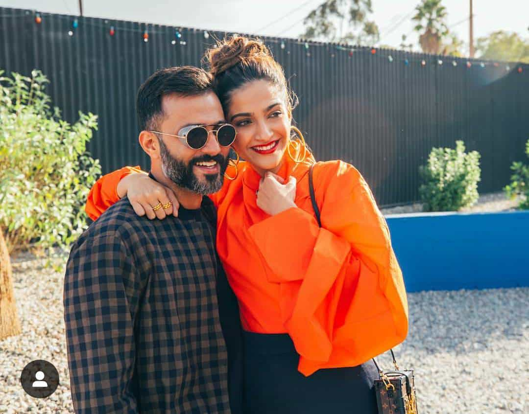 Anand Ahuja first wife