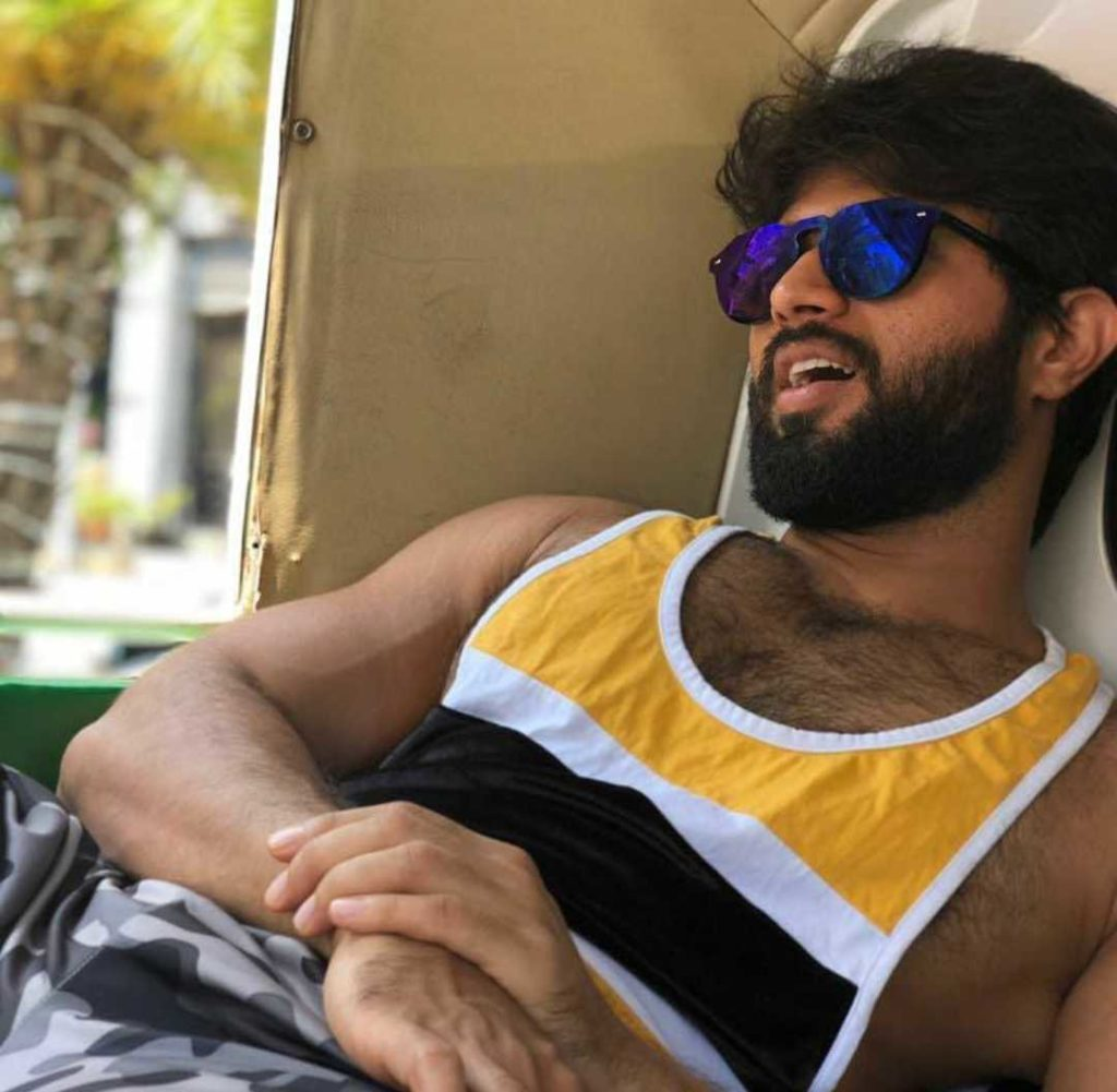 Vijay Devarakonda wife, new movie, hd images, movie list, caste, wife