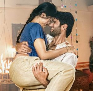 Vijay Devarakonda girlfriend