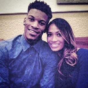 Jimmy Butler girlfriend