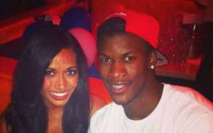 Girlfriend of Jimmy Butler